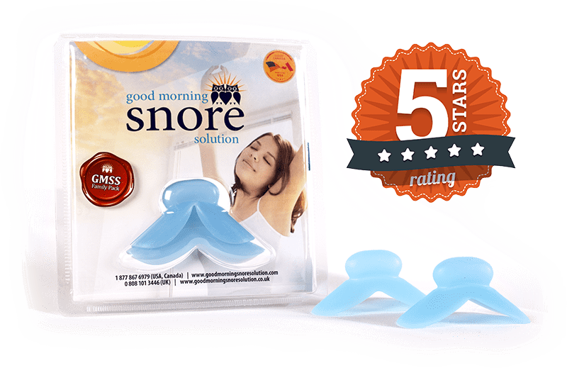 Good Morning Snore Solution Mouthpiece Pack