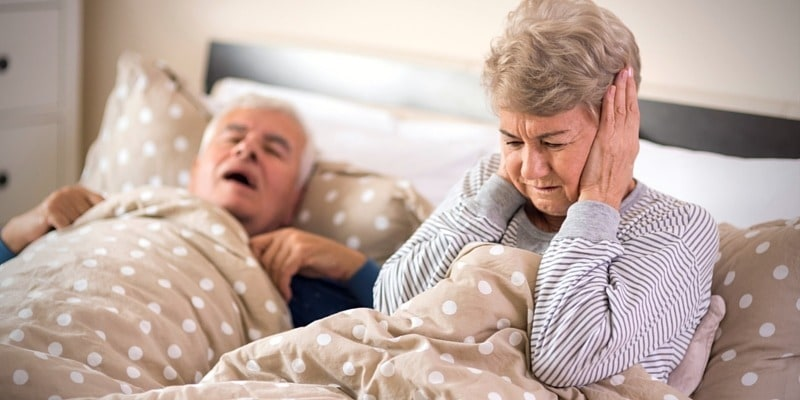 What Is Snoring And What Causes Snoring