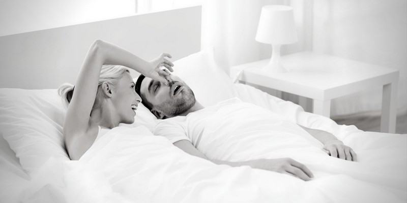 Tips to Help you Stop Snoring Naturally